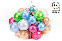 """Іграшка """"Набір кульок для сухих басейнів ТехноК"""", арт.7310 (ІФ)"""