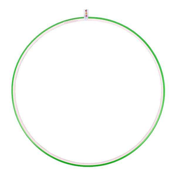 Обруч 0174 Зебра 2 середній (75 см) (Полуциг)