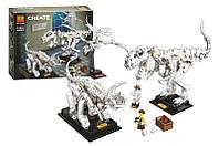 """Конструктор  """"Скелет динозавра"""" 916дет 11449 р.35*32*9,5см (Мас)"""