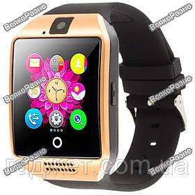 Смарт часы Smart Watch Q18 gold