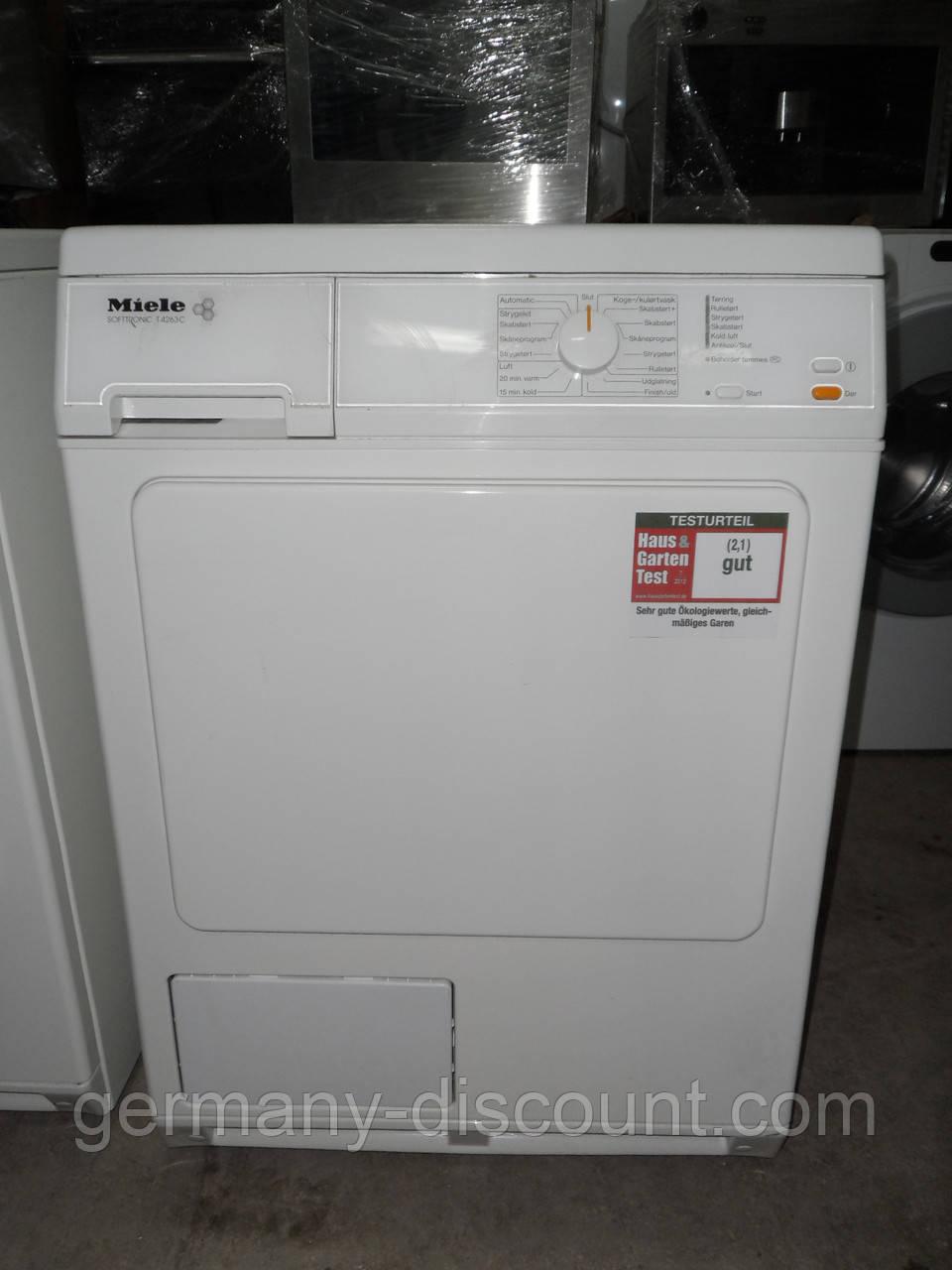 Сушильная машина Miele Softtronic T 4263c