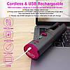 Беспроводной стайлер для завивки волос Ramindong Hair curler RD-060. Авто-бигуди., фото 2
