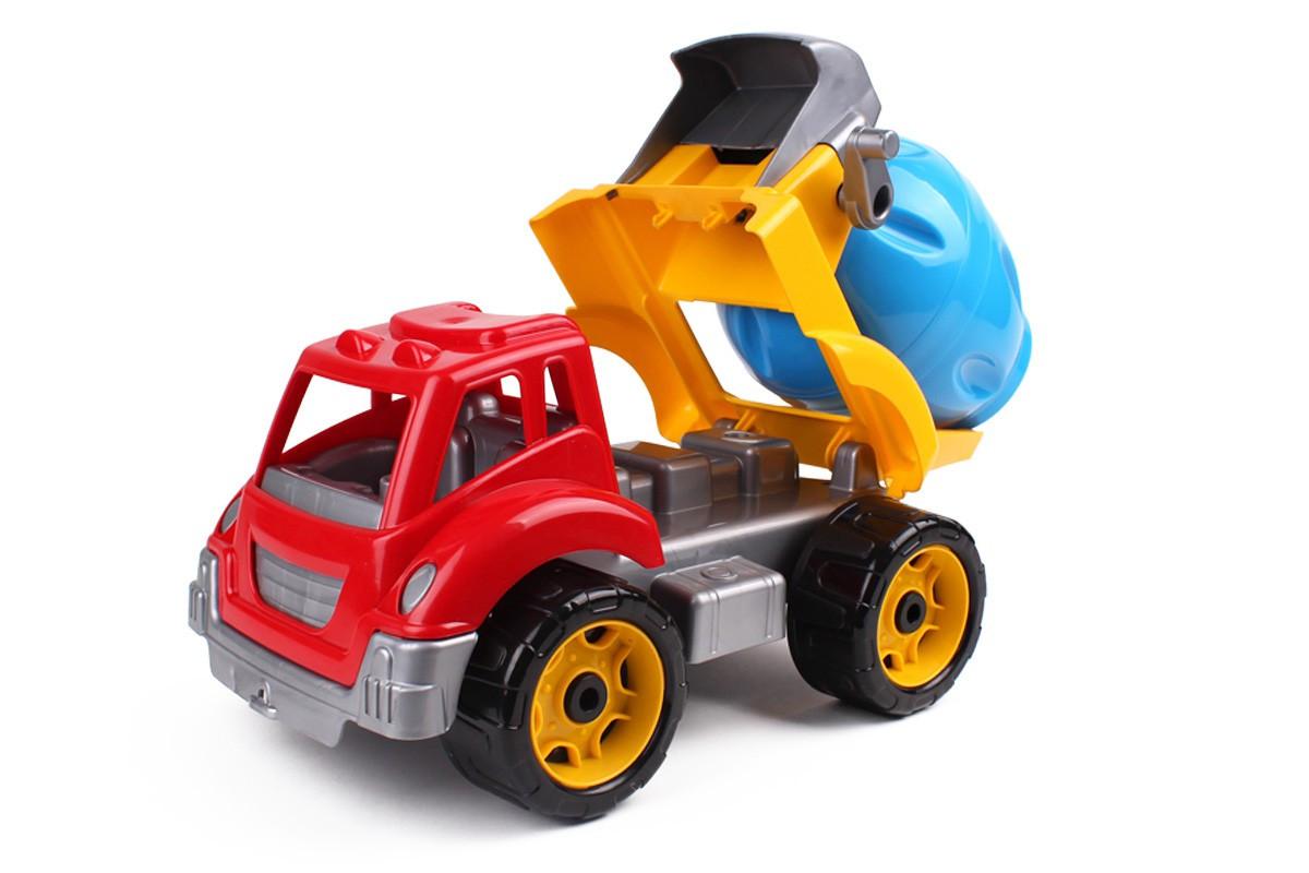 """Іграшка """"Автоміксер"""" 3718 (ІФ)"""