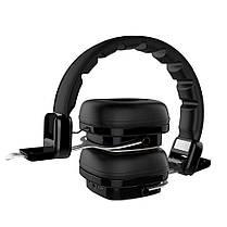 Бездротові Bluetooth-навушники накладні Awei A750BL Black, фото 2