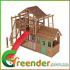 Детские игровые комплексы на улице Leaf 7