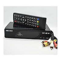 TV тюнер Т2 ресивер цифрового телевидения приставка Т2 с просмотром IPTV WiFi HDMI USB