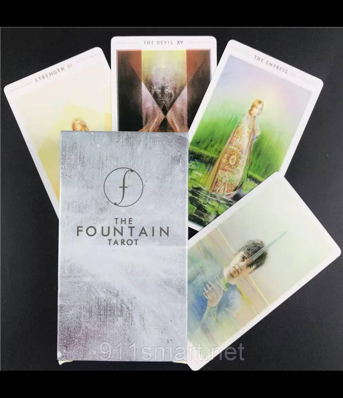 Карти Таро Фонтан (The Fountain tarot), Таро Витоку.