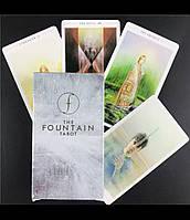 Карти Таро Фонтан (The Fountain tarot), Таро Витоку., фото 1