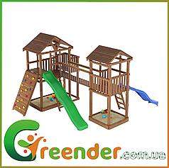 Игровые площадки для детей Leaf 9