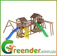 Детская игровая площадка Leaf 10