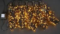 """Led гирлянда для деревьев clip-light 5шт по 20м """"ЛУЧ"""" 1000 желтый свет"""
