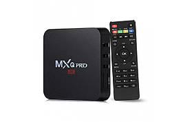 Приставка тюнер TV Box MX PRO-4k S905W 1GB/8GB Android 5.1 медіаплеєр