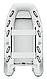 Надувна чотиримісна човен Kolibri KM-330DXL, фото 2