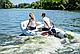 Надувна чотиримісна човен Kolibri KM-330DXL, фото 3