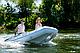 Надувна чотиримісна човен Kolibri KM-330DXL, фото 7