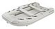 Надувна чотиримісна човен Kolibri KM-330DXL, фото 10