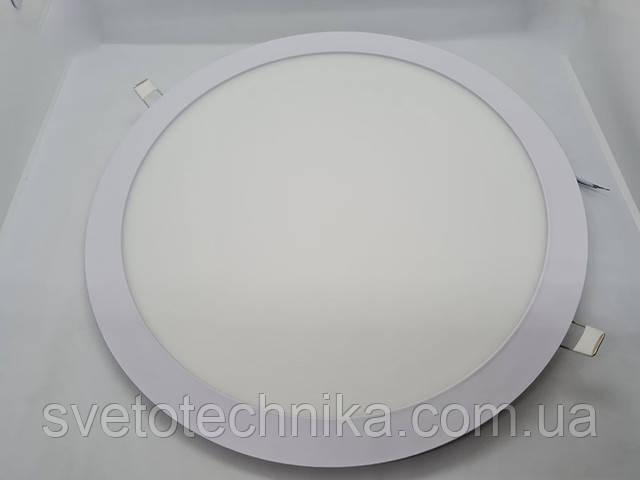 Feron AL510 24W OL (LED панель) вбудований світильник світлодіодний білий