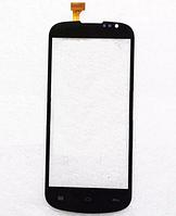 Оригинальный тачскрин / сенсор (сенсорное стекло) для Gigabyte Gsmart Aku A1 (черный цвет)