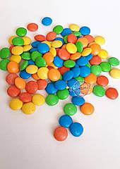 Кондитерский декор Шоколадное драже в цветной глазури 100г