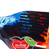 Гироборд огонь-лед 10.5 TaoTao,Smart Balance,батарея Samsung.Гироскутер ОРИГИНАЛ+ сумка в подарок Premium Pro, фото 6