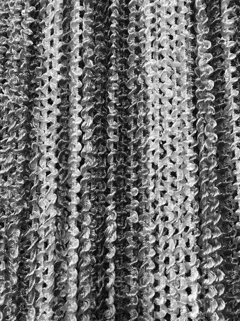 Штори нитки Спіральки Веселка №1+7+207, 3х3 м