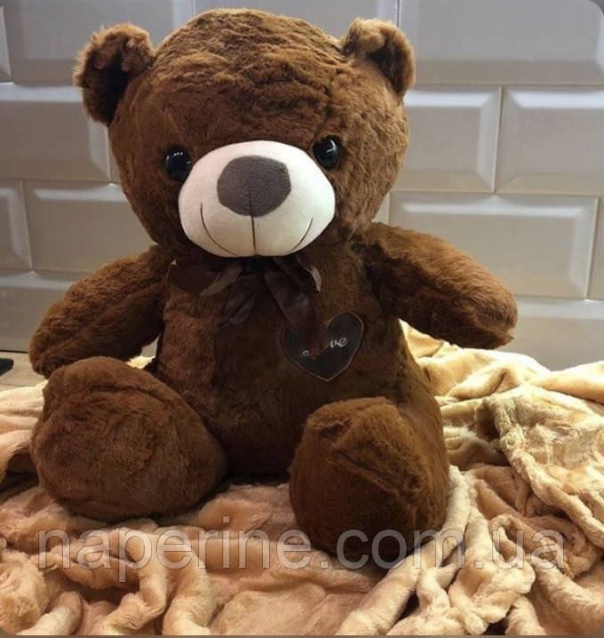 Плед іграшка Ведмедик 3в1