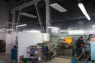 Отопление цеха, фото 2