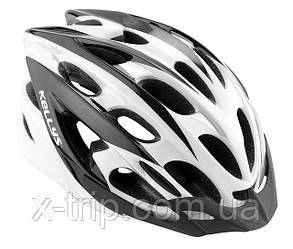 Велосипедный шлем Kellys BUCK черный, размер S/M