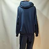 Чоловічий спортивний костюм (Великих розмірів) Весна-Осінь, фото 8