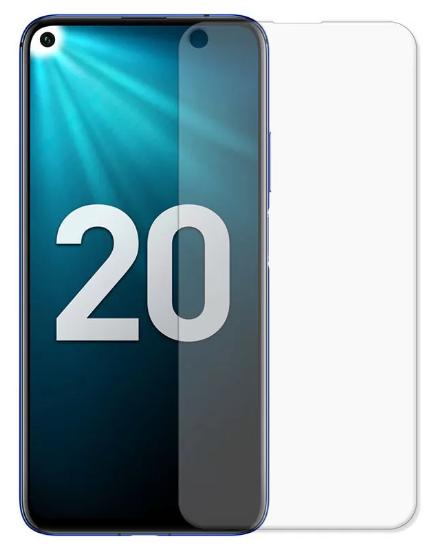Гідрогелева захисна плівка AURORA AAA на HUAWEI Honor 20 на весь екран прозора