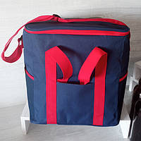 Термосумка (сумка-холодильник) 35 * 22 * 39 см (30л)
