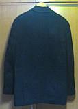 Пальто чоловіче демісезонне Borenia (розмір 46), фото 2