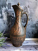 Глиняный кувшин Керамклуб высокий 3,5 л