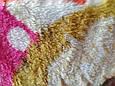 Плед дитячий ведмедик мікрофібра полірований розмір 100*140, фото 3