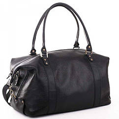 Шкіряна дорожня сумка саквояж