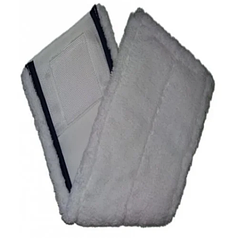 Моп плоский из микрофибры White Sail CombySpeed насадка на швабру 40 см подходит к Vileda