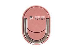 Кільце тримач для смартфонів PowerPlant, рожеве золото