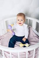 Іграшки для малюків і для купання (склад Organicmom)