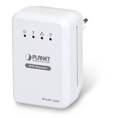 Универсальный WiFi Repeater / маршрутизатор Planet WNAP-1260 (300Mbps 802.11n)
