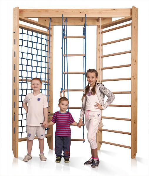 Спортивна стінка для дітей «Sport 4-240» SportBaby