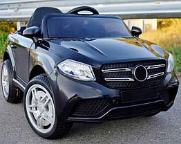 Дитячий електромобіль джип FL 1558 EVA Mercedes Чорний