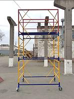 Вышка-тура строительная мобильная 1.6 х 0.8 (м) 1+1