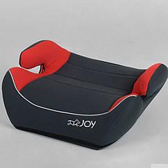 Автокресло бустер автомобильный 30448 JOY, группа 2-3, вес ребенка 15-36 кг