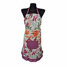 Гобеленовый фартук женский Цветочное полеТМ Прованс