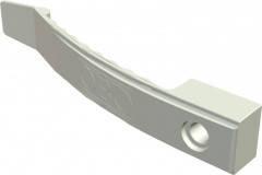 Кабельный зажим OBO Bettermann для 8 проводов Light grey