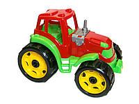 Трактор игрушечный 3800 Технок