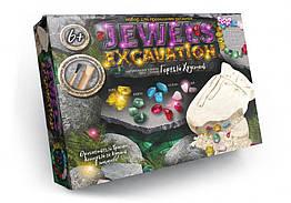 """Набір для проведення розкопок 7571DT """"Jewels Excavation"""" Камені"""