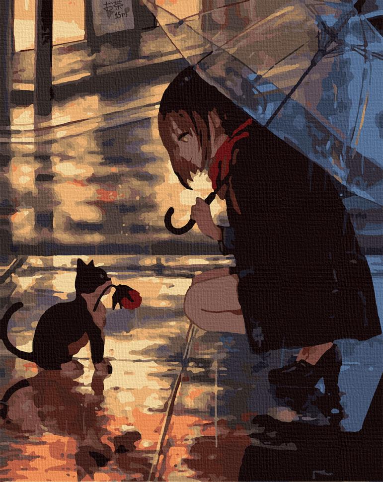 """Картина по номерам Art Craft """"Вечер для двоих"""" 40*50 см 10215-AC"""