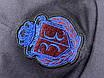 Кепка Billionaire | Кепка синяя с логотипом Биллионер | Бейсболка тестильная Биллионер, фото 5