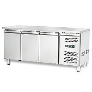 Стол холодильный SNACK Hurakan HKN-GXSN3ТN